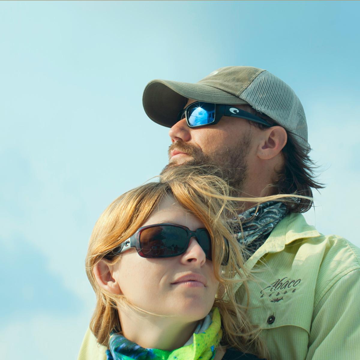 Costa-Polbrillen für Mann und Frau