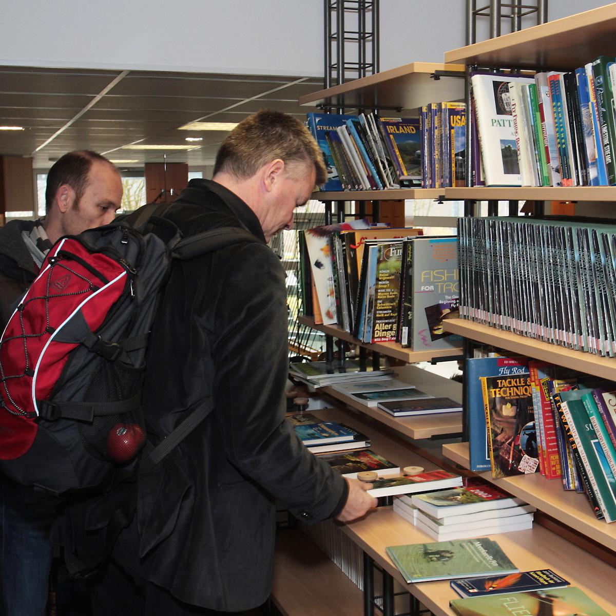 Fliegenfischen-Bücher kaufen