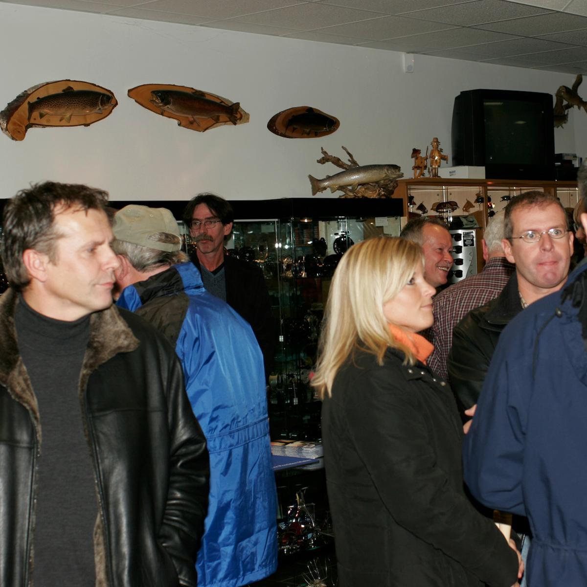 Frank Moebus zu Gast bei Flyfishing Europe