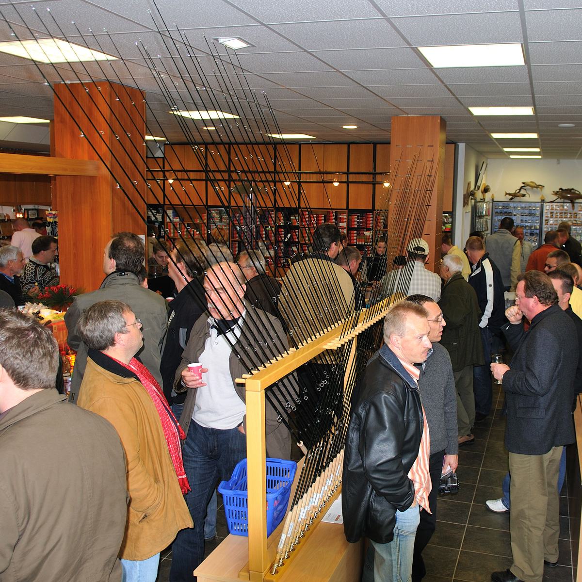 Hausmesse bei Flyfishing Europe