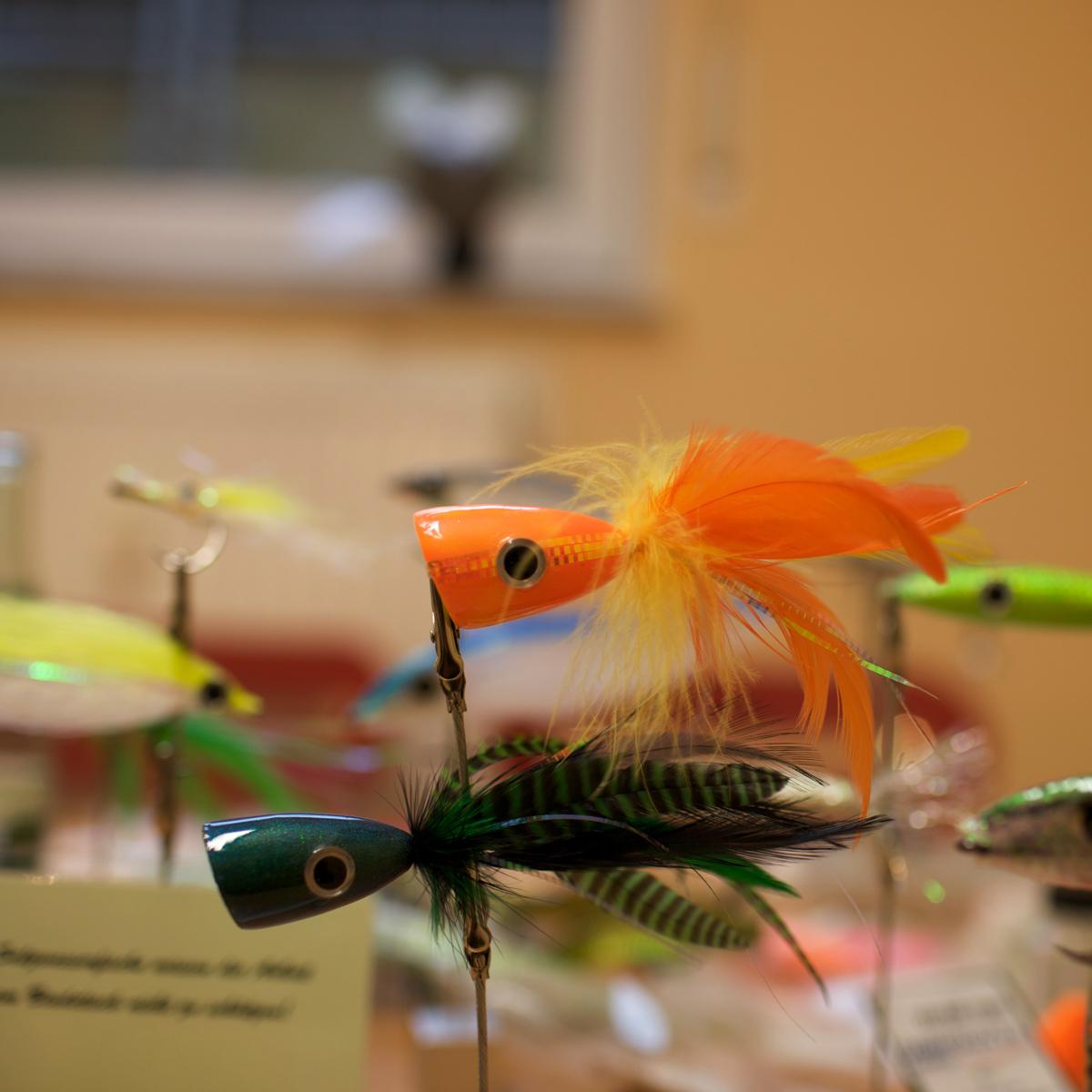 Popper zum Fliegenfischen im Salzwasser