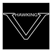 Logo Hawking Fliegenrollen