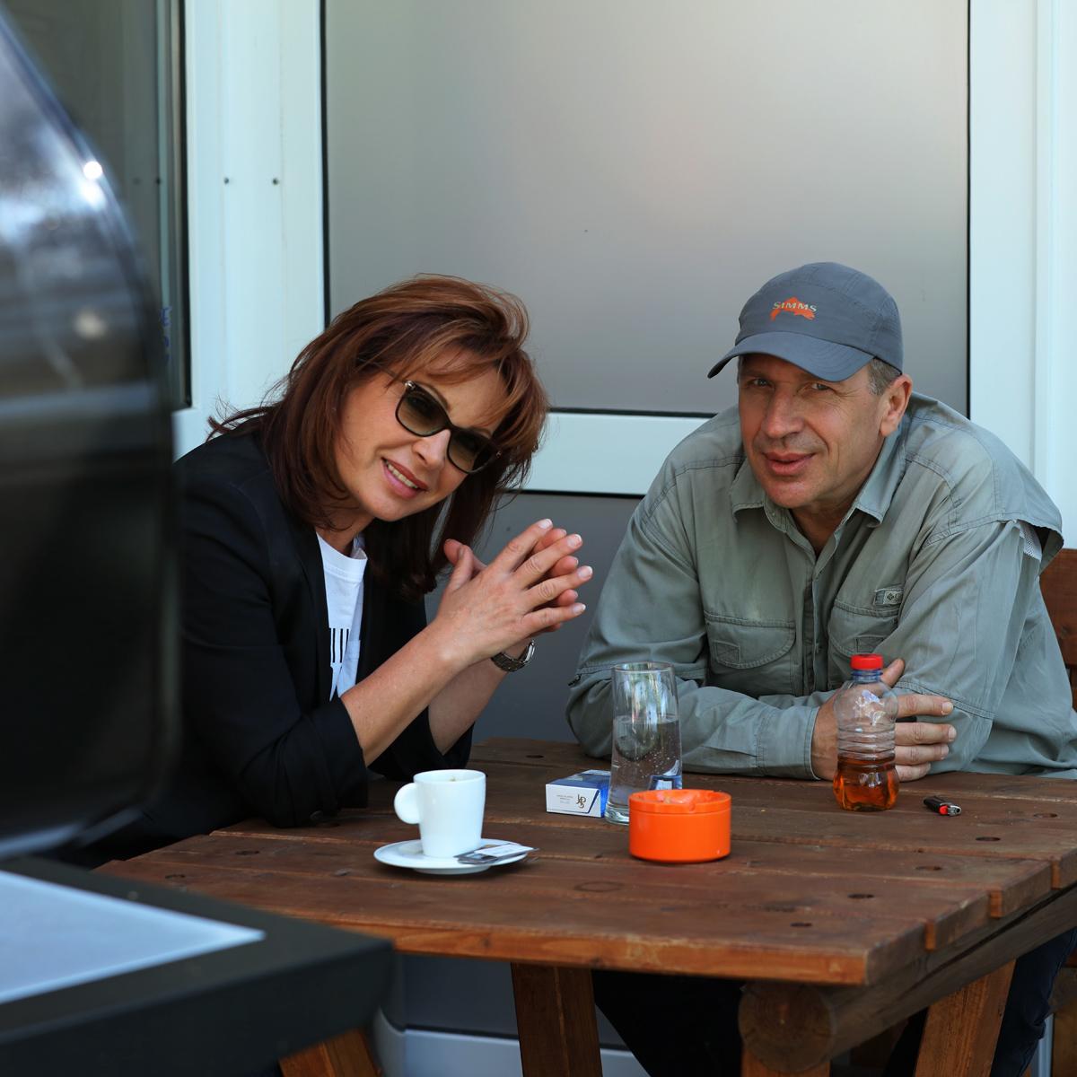 Mirjana Pavlic und Joseph