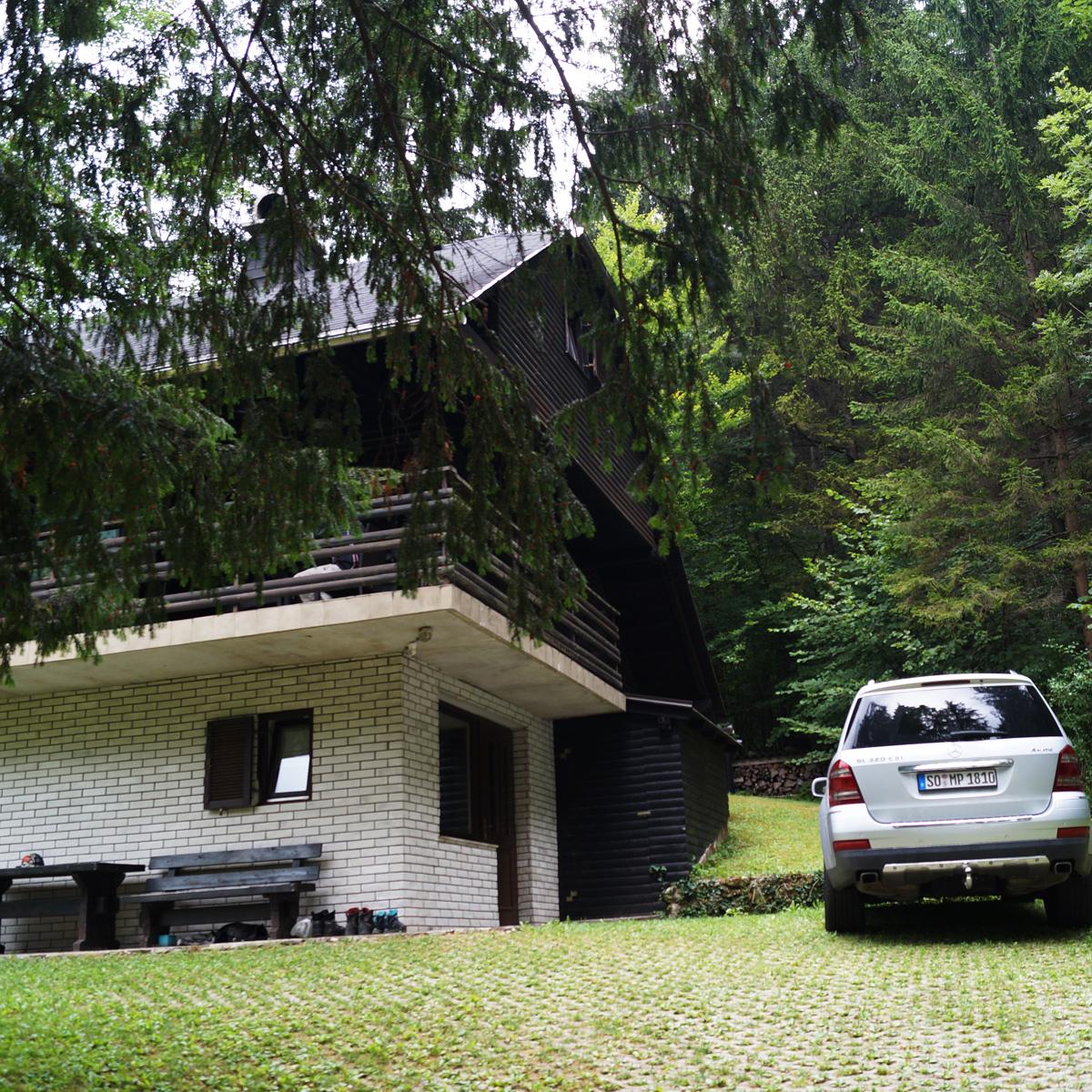Mirjana's Lodge in Sowenien