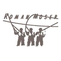 Logo Roman Moser Fliegenfischen Zubehör