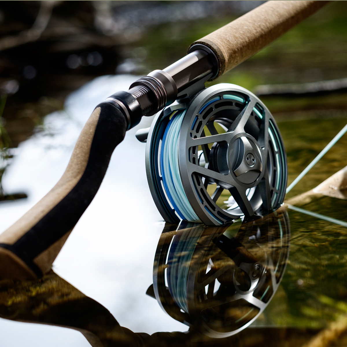Salmologic Fliegenrollen bei Flyfishing Europe