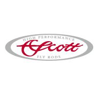 Logo Scott Fliegenruten
