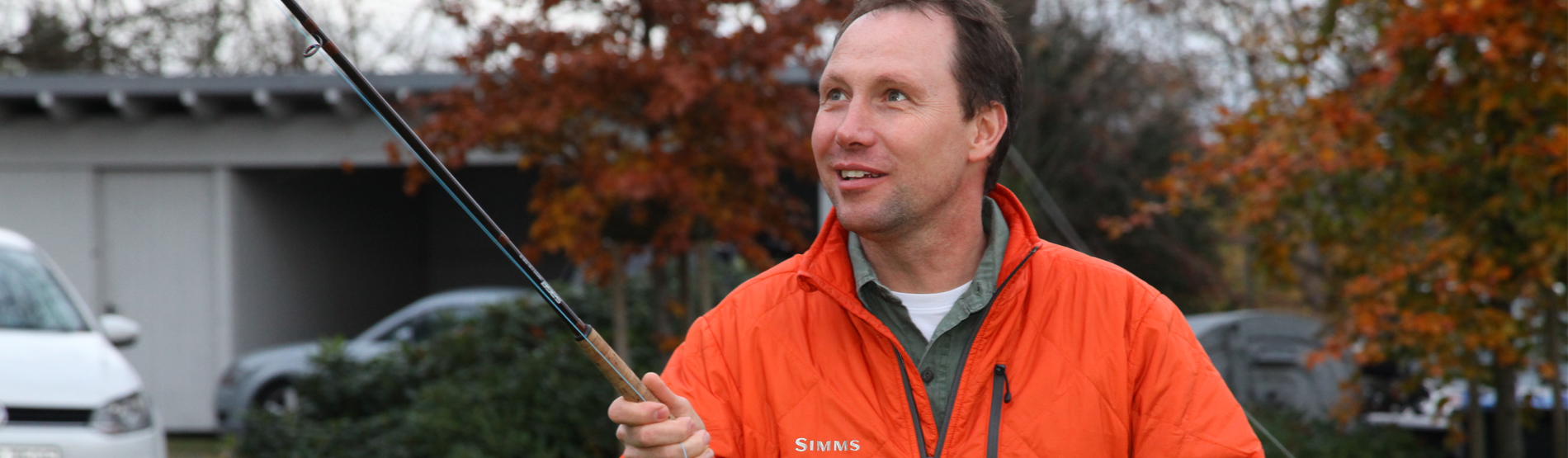 Fliegenfischen lernen in NRW