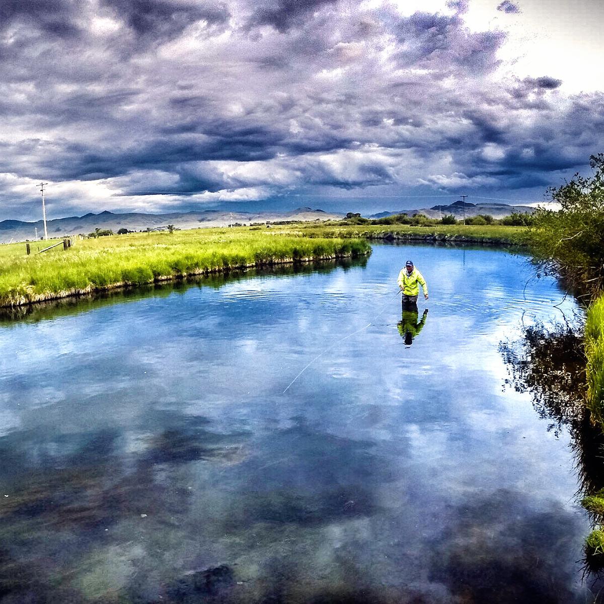 Winston-Fliegenruten-fuer-kleine-Flüsse-Flyfishing-Europe